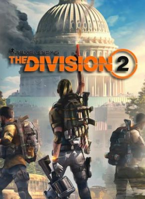 Obal hry Tom Clancys The Division 2