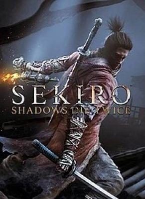 Obal hry Sekiro Shadows Die Twice