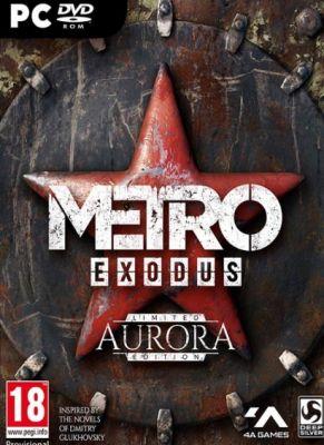 Obal hry Metro Exodus Aurora Limited Edition