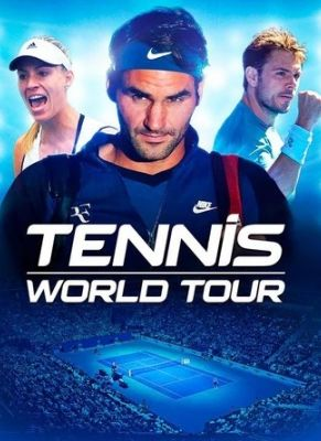 Obal hry Tennis World Tour