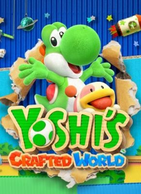 Obal hry Yoshi`s Crafted World