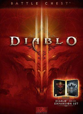 Obal hry Diablo 3 Battlechest