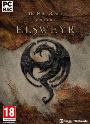 Obal hry The Elder Scrolls Online: Elsweyr