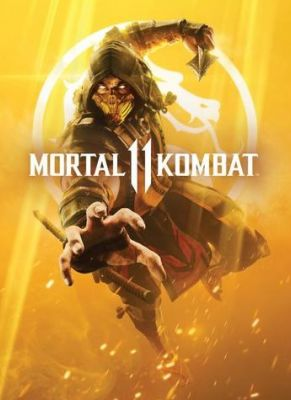 Obal hry Mortal Kombat 11