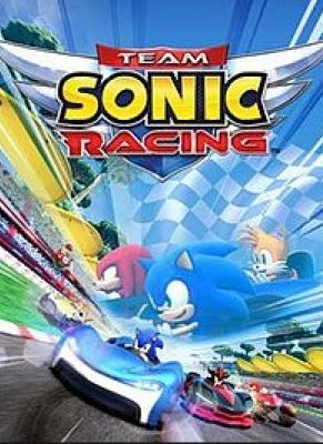 Obal hry Team Sonic Racing
