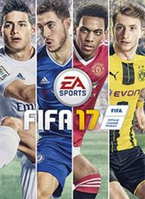 Obal hry FIFA 17