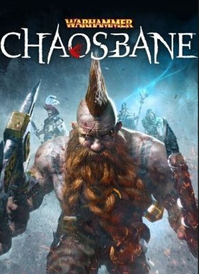 Obal hry Warhammer Chaosbane