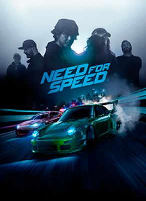 Obal hry Need for Speed
