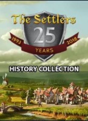 Obal hry The Settlers History Collection