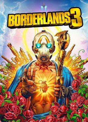Obal hry Borderlands 3