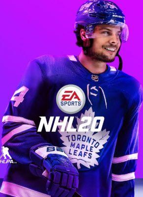 Obal hry NHL 20