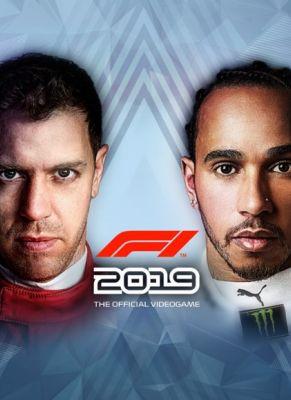 Obal hry F1 2019