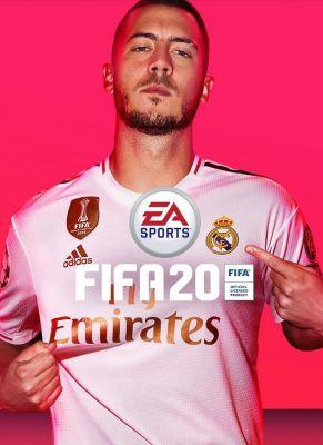 Obal hry Fifa 20