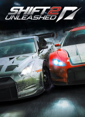 Obal hry Need for Speed SHIFT 2: Unleashed