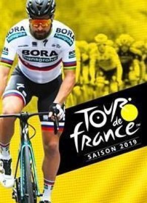 Obal hry Tour de France 2019