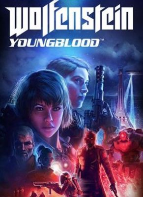 Obal hry Wolfenstein Youngblood (Deluxe Edition)