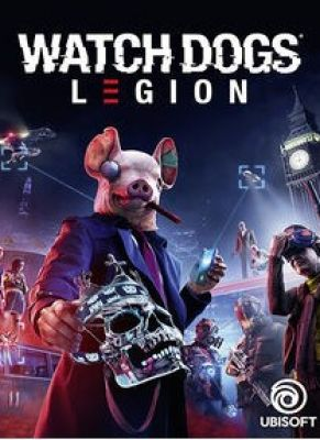 Obal hry Watch Dogs 3 Legion