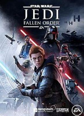 Obal hry Star Wars Jedi Fallen Order