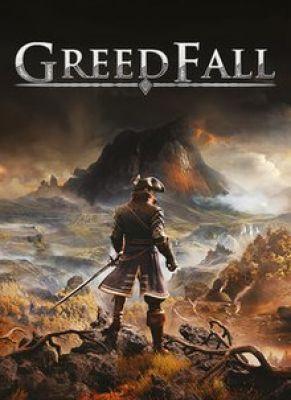 Obal hry GreedFall