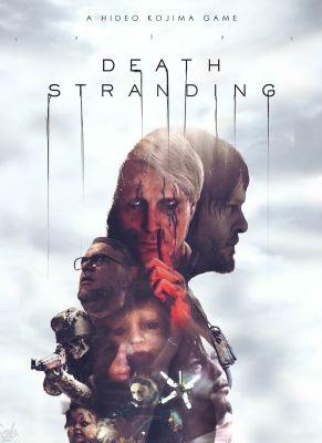 Obal hry Death Stranding