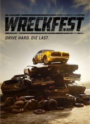 Obal hry Wreckfest