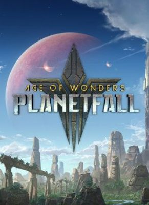 Obal hry Age of Wonders Planetfall