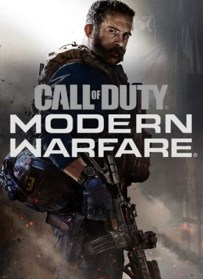 Obal hry Call of Duty: Modern Warfare