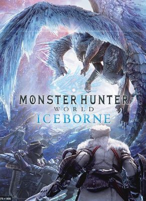 Obal hry Monster Hunter World Iceborne (Master Edition)