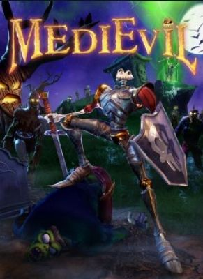 Obal hry MediEvil Remastered