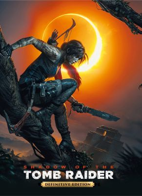 Obal hry Shadow of The Tomb Raider Definitive Edition