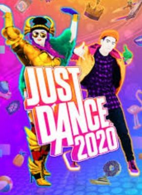 Obal hry Just Dance 2020
