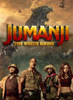 Obal hry Jumanji The Video Game