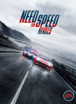 Obal hry Need for Speed: Rivals