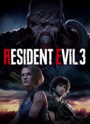 Obal hry Resident Evil 3