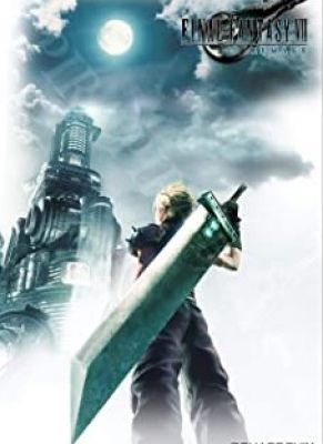 Obal hry Final Fantasy VII Remake