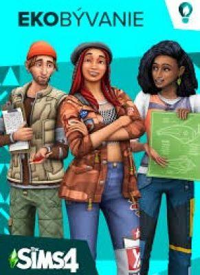 Obal hry The Sims 4 Ekobývanie