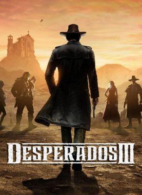 Obal hry Desperados 3