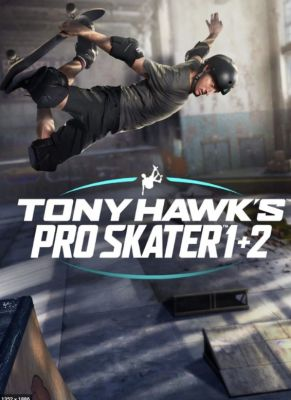 Obal hry Tony Hawk`s Pro Skater 1+2