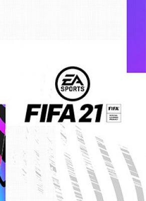 Obal hry FIFA 21