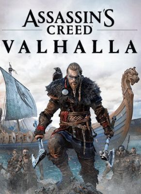 Obal hry Assassin's Creed: Valhalla