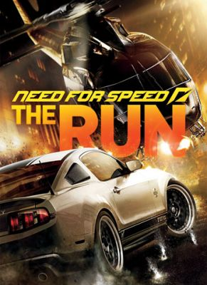 Obal hry Need for Speed: The Run