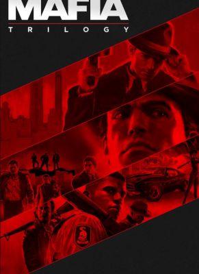 Obal hry Mafia Trilogy