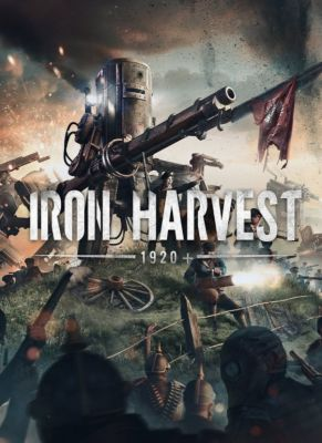 Obal hry Iron Harvest D1 Edition