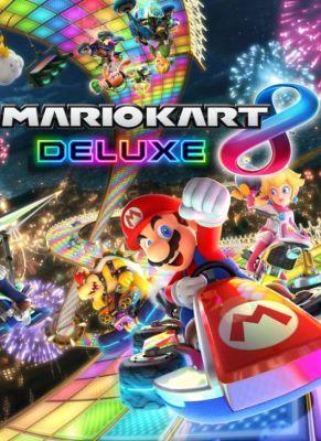 Obal hry Mario Kart 8 Deluxe