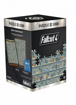 Obal hry Puzzle Fallout 4 Perk