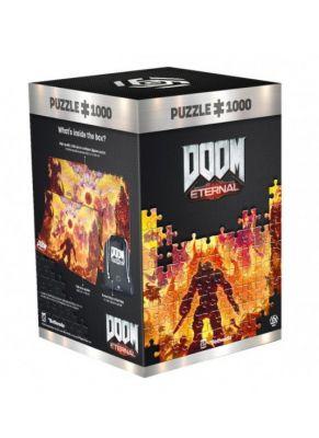 Obal hry Puzzle Doom Ethernal