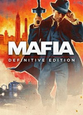 Obal hry Mafia Definitive Edition