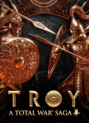 Obal hry Total War Troy Limited Edition