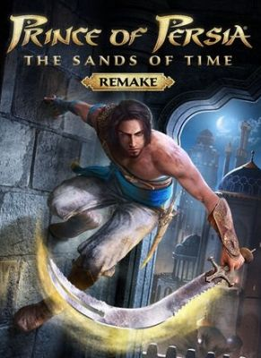 Obal hry Prince of Persia The Sands of Time Remake