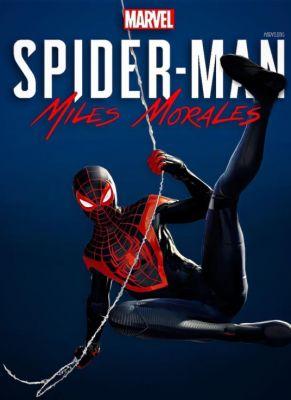 Obal hry Marvel's Spider-Man: Miles Morales